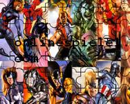 Super Heroes jigsaw puzzle gratis spiele
